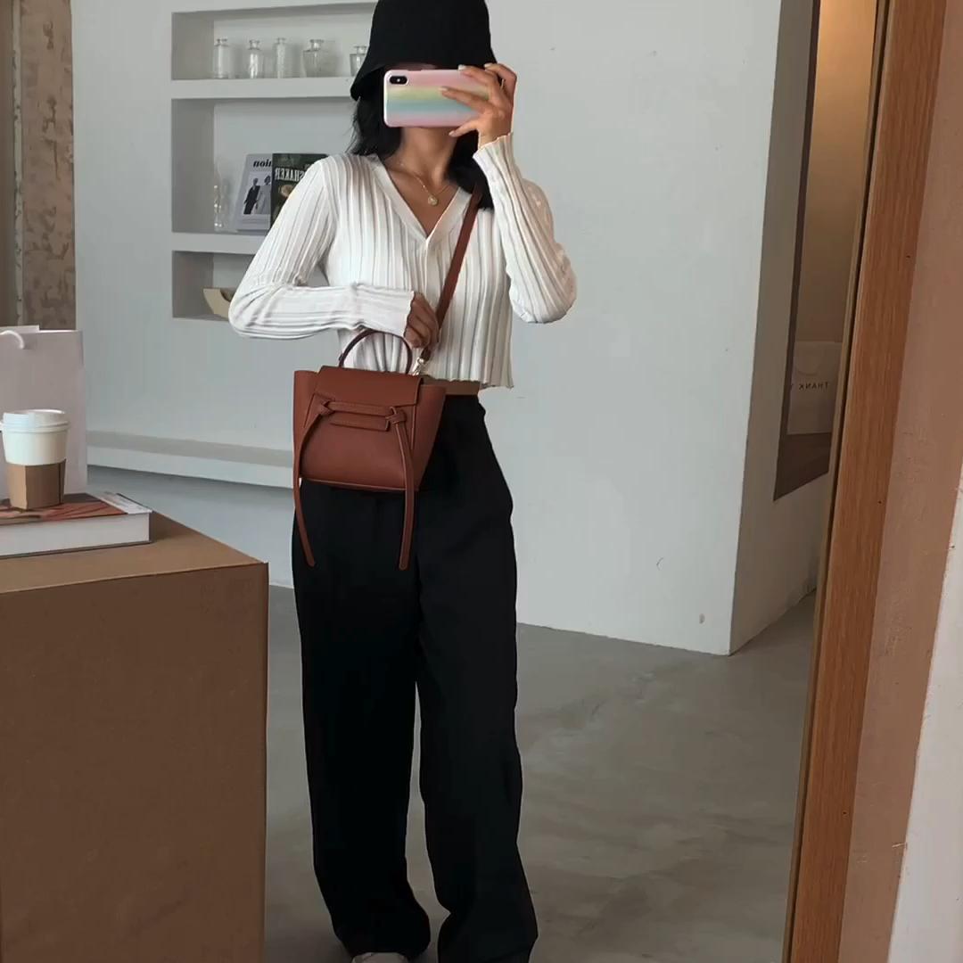STABILE 2020 yeni moda tasarımı bayan çantalar ve çanta kadın omuzdan askili çanta toptan