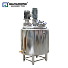 Planetary Dual Shaft Dye Mixing Machine e Juice Drug Mixer