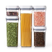 5-Mảnh Kín POP Container Set Hộp <span class=keywords><strong>Lưu</strong></span> <span class=keywords><strong>Trữ</strong></span> Thực Phẩm Lọ Kín Thực Phẩm <span class=keywords><strong>Lưu</strong></span> <span class=keywords><strong>Trữ</strong></span>