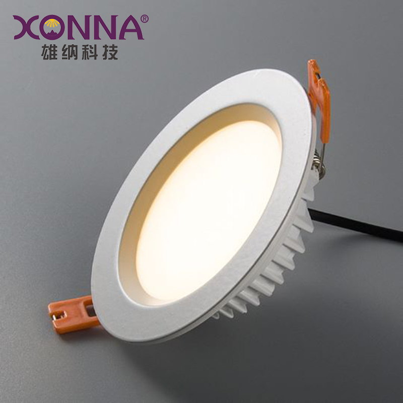 Super Bright NEW Type Black led spot 7w 5w 15w 20w external down lights from china products
