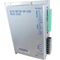 High Perform BLDC Motor Drive RS485 RS232 Support AC220V 1KW 1.5KW Brushless DC Motor Driver