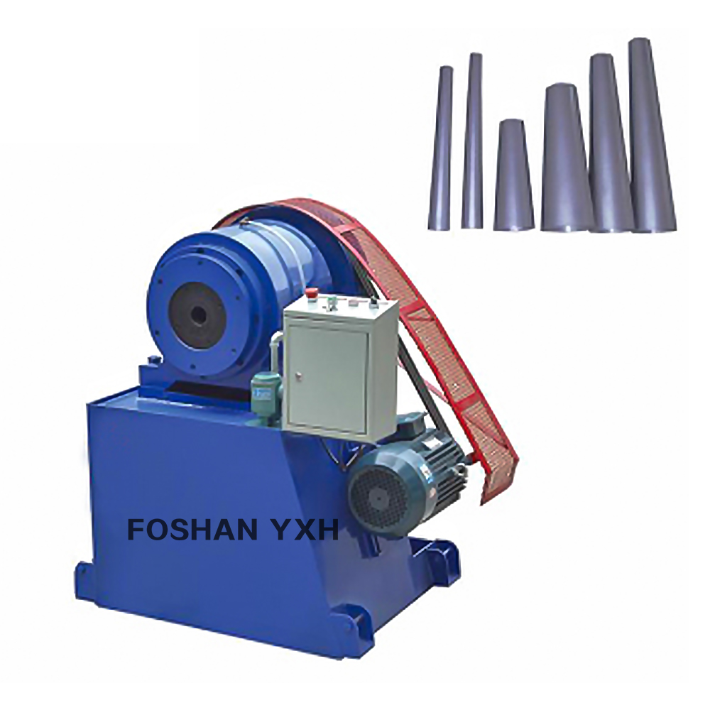 Professional Stainless Steel / Aluminum / Iron Tube Pipe Tapering Machine / <strong>Equipment</strong>