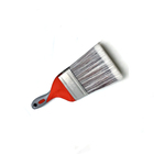 Wholesale double color chinese oil painting cleaning brushes
