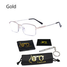 VANLOOK прогрессивные компьютерные очки Мультифокальные для чтения синий свет Блокировка мужчин и женщин Gafas De Lectura + 1 1,5 2 2,5 3 3,5 4(Китай)