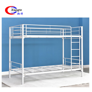 Modern Full Size Vintage Sturdy Double King Cheap Accessories Metal Bed Frame With Mattress