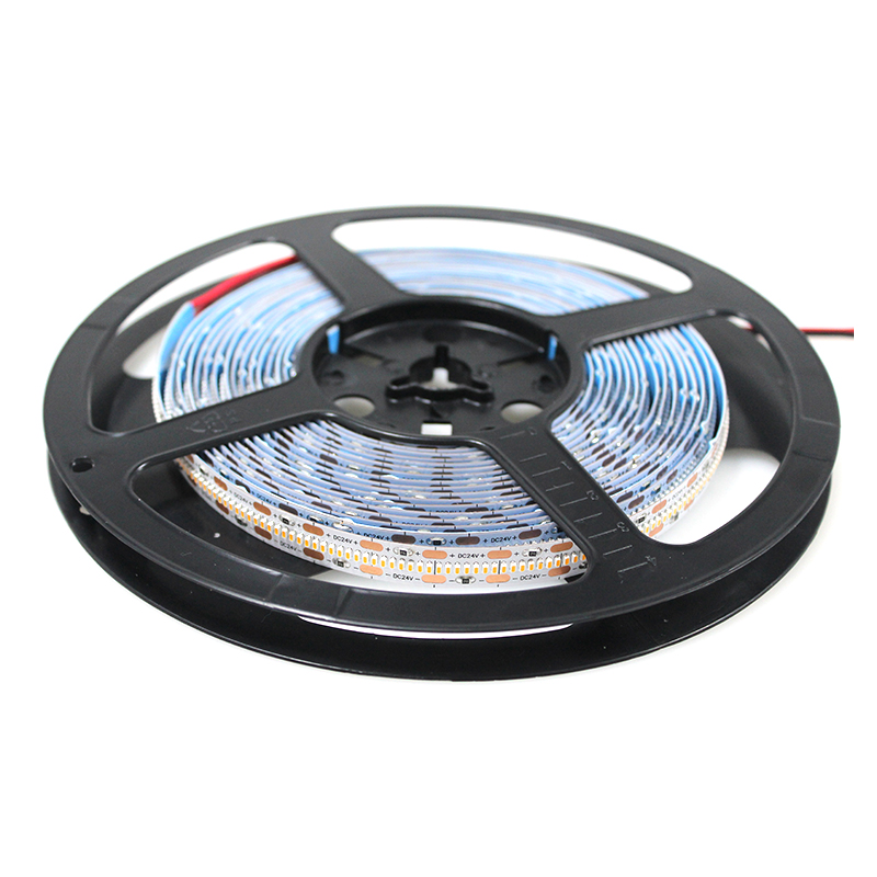 Super Terang LED Strip 2110 IP65 Fleksibel Tahan Air Ringan untuk Taman Outdoor Pita Tali