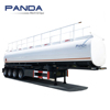 Panda 30000 to 60000 liters Fuel Transportation Oil Semi Trailer Tanker Truck for Sale