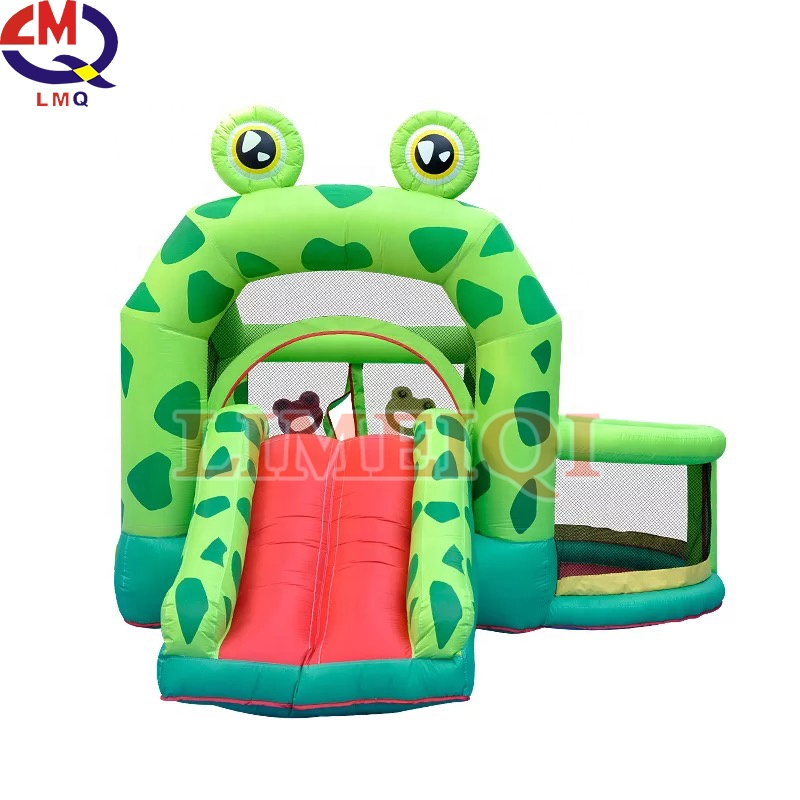 Inflatable Bouncy Castle And Water Slide Small Inflatable Toy Jumping Bouncer Inflatable Water Slide