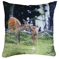 Wholesale Custom Cheap pillow Lovely digital Animal Printing Home Decorative Sofa Cushion