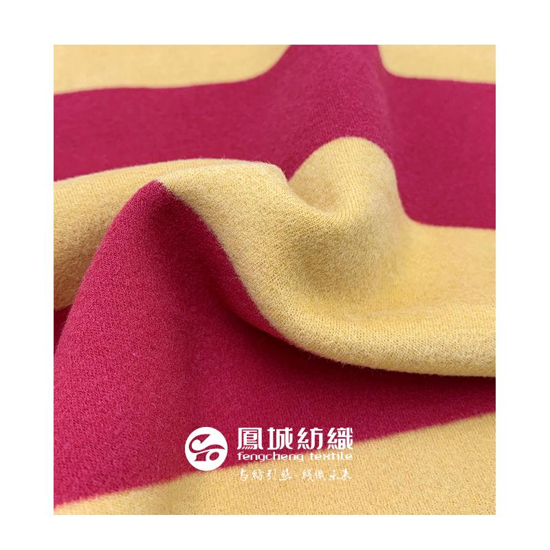 C867-10 anti pilling sport roll von kaschmir stoff woolen fleece viskose baumwolle wolle schwere stoff