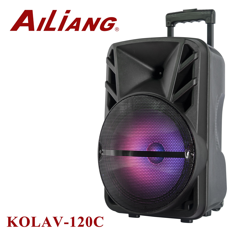Ailiang Новый Высокое качество 12 дюймов диктор вагонетки KOLAV-120C