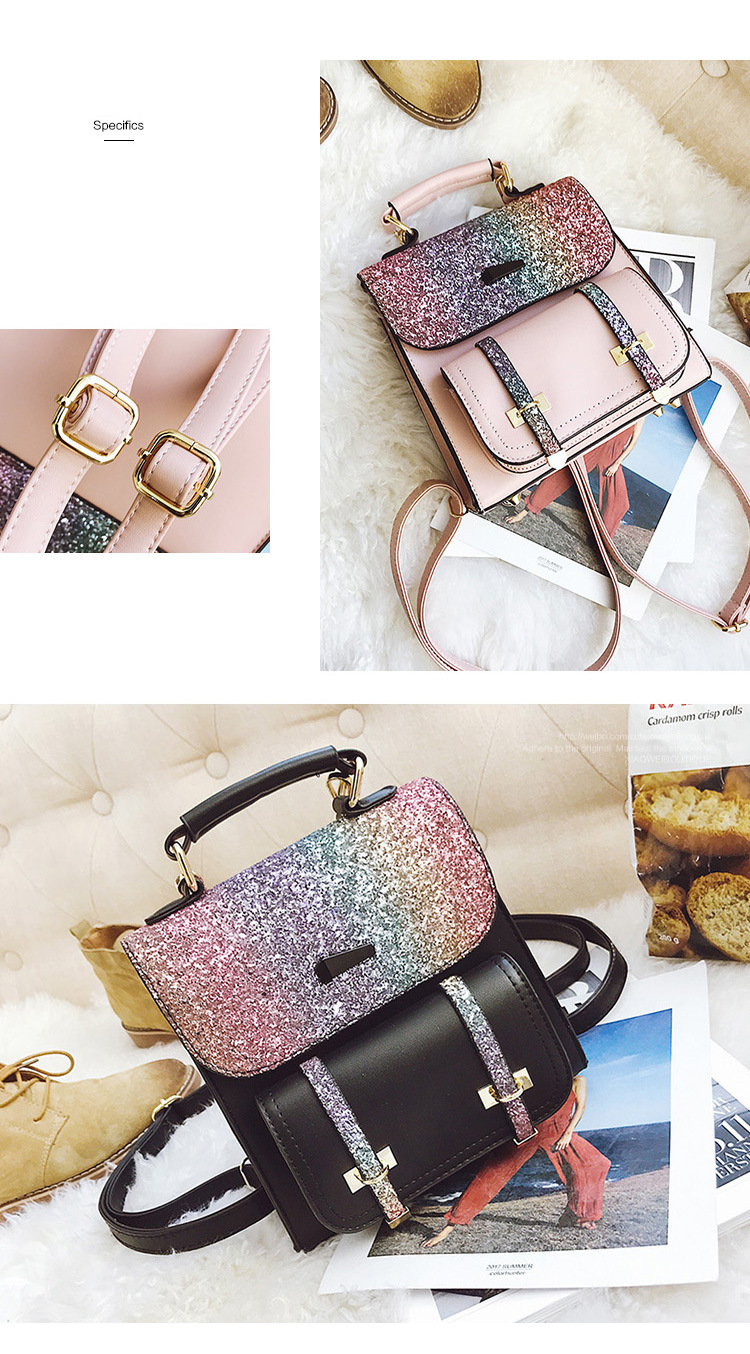 product-Osgoodway2 wholesale korean sequin single shoulder bag stylish women luxury handbags-Osgoodw-1