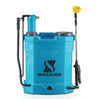 Sinleader 2 in 1 battery sprayer for agriculture