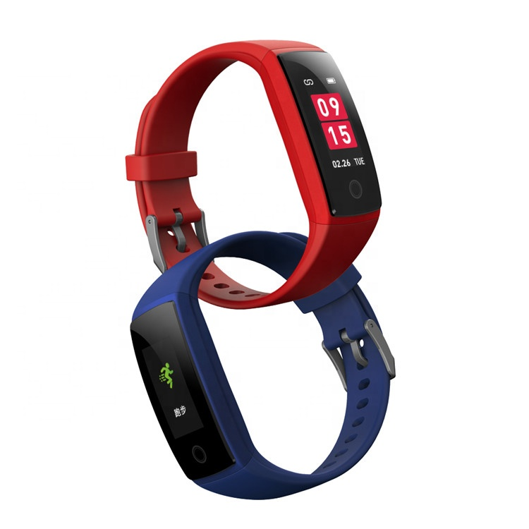 Heart rate blood pressure smart bluetooth bracelet manual Waterproof fitness band watch smart bracelet <strong>projector</strong>