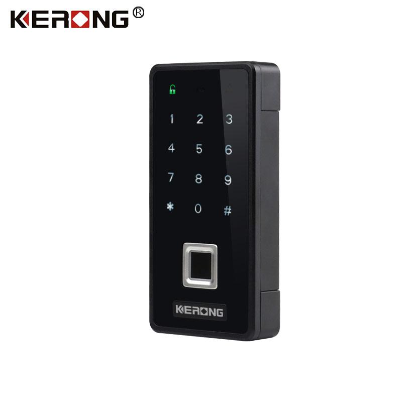 KERONG High-end digital password wardrobe fingerprint lock