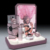 acrylic Cosmetic Display stand / Counter Tester Fragrance