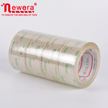 Super Clear Little Size Bopp Film Adhesive Gum Stationery Tape