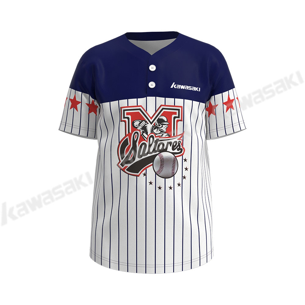 Customize Club Sportswear Cheap Blank Softball Baseball Jersey