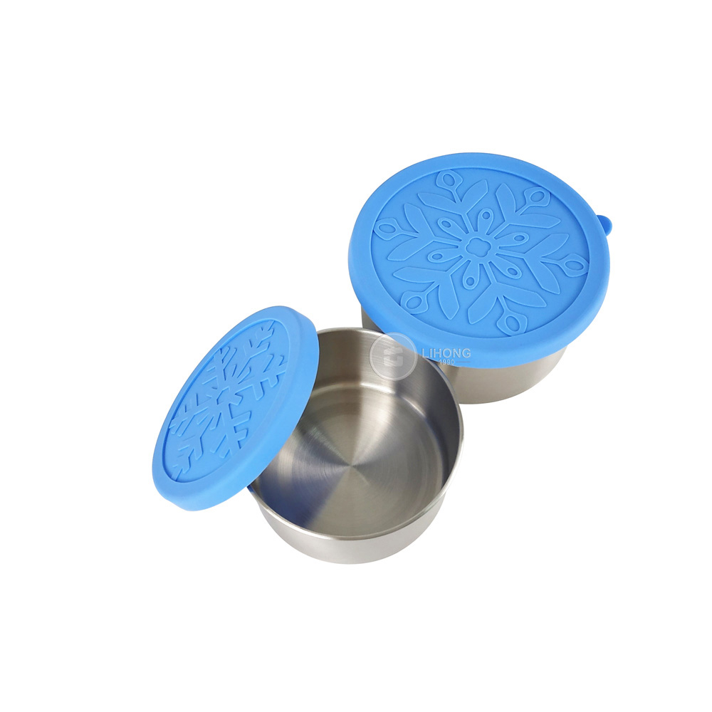 도매 nonslip 개 그릇/애완 동물 그릇/고양이 그릇 고무베이스 스테인레스 스틸 식품 그릇 접시