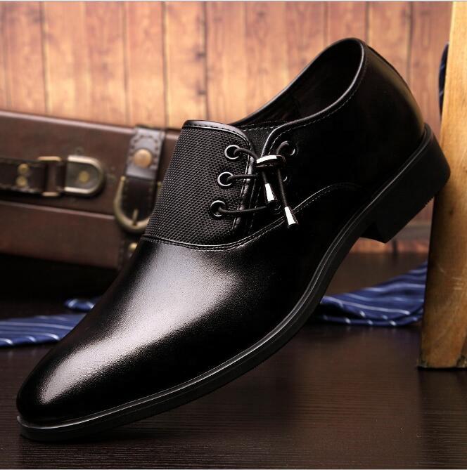 Venta al por mayor zapatos finos para hombre Compre online