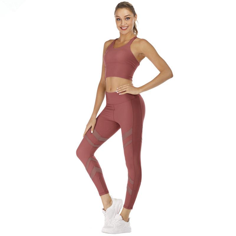 High Quality Yoga Fitness Wear 5