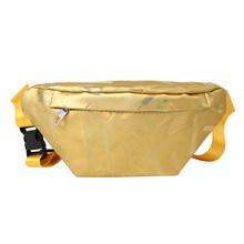 Повседневная Лазерная поясная сумка для женщин с карманом на молнии, Женская Повседневная элегантная легкая Повседневная сумка через плеч...(Китай)