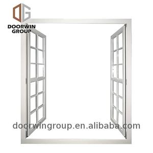 China Factory Seller window treatments for french windows security grill designs mullion grids