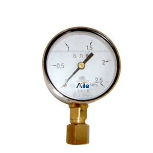 Aerosol internal pressure gauge aerosol pressure measurement for spray paint product portable kit