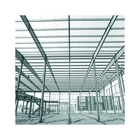 industrial prefab steel structure plant for commercial building