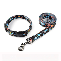 The cheapest dog accessories no minimum order pet collar leash