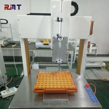 CBD oil cartridge Semi-automatic filling machine with factory price for sale