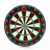 Bristle Dartboard with Top-Grade African Sisal and Sword Edge Staple Free Wire Spider