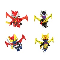 Super Heroes Brick Mazinkaiser Mazinger Z mini action figures Building Blocks assembly Block