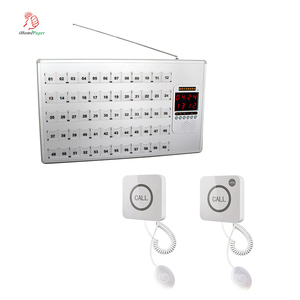 China wireless patient or elder call nurse system for clinic and nursing home