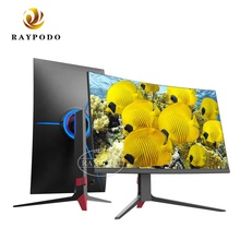 Raypodo monitores led 24 <span class=keywords><strong>27</strong></span> <span class=keywords><strong>pulgadas</strong></span> 144hz curvado PC <span class=keywords><strong>monitor</strong></span> gaming con DP