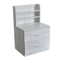 Modern MDF wood beside cabinet bookshelf multifunctional bed side storage furniture wood
