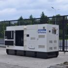 Powered Engine Generator 200kva Powered By Perkin Engine 1106A-70TAG4 Silent Type 200KVA Diesel Generator Set
