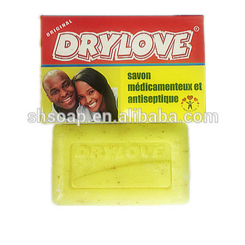2019 Hot Sale DRYLOVE Brand Best Quality Medicated Antiseptic Whitening Bar Soap