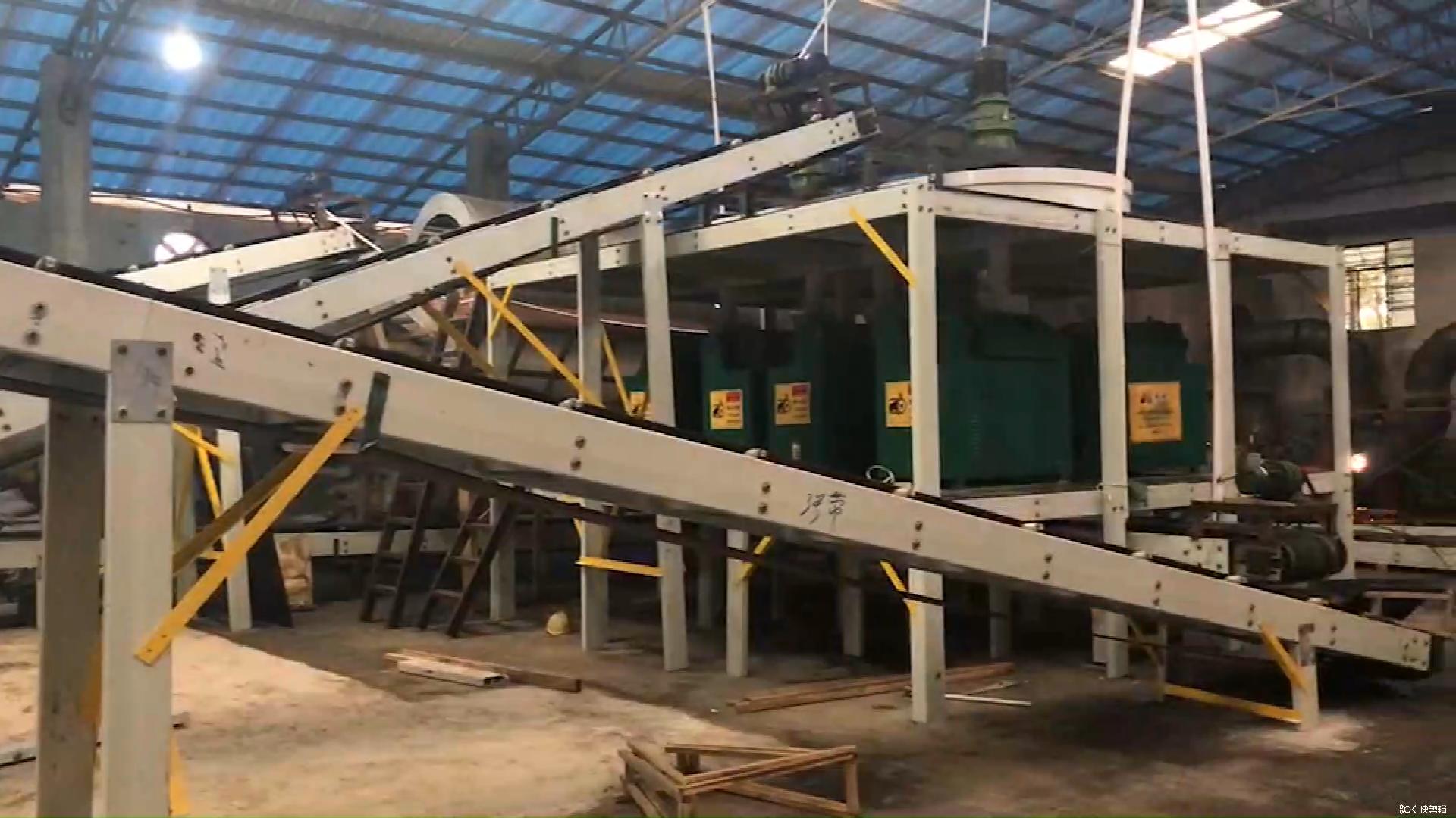 Madencilik beton karıştırıcı konveyör bant hız sensörü