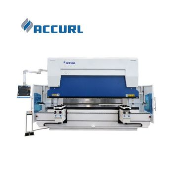 Accurl High quality CNC press brake machine 135T/3200mm Delem DA69T system Short delivery time Long warranty