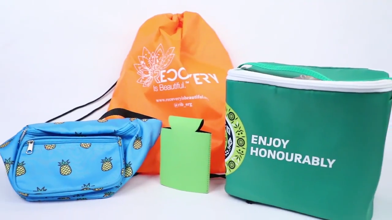 Fashion cooler bag, customized cooler bag