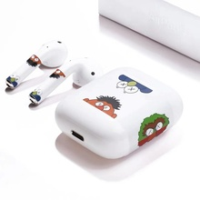 Colorful Wrap airpods stickers