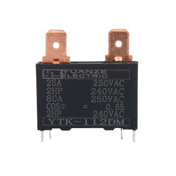 Bespoke 12Vdc 25A 4Pin 25A Auto 230Vac 25Amp Pcb Relays 24V Dc 25Amp Traders