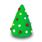 Novelty Handmade DIY Gift Wool Felt Christmas Tree 3D Puncture Poking Needles Felting Animals Craft Supplies Kits