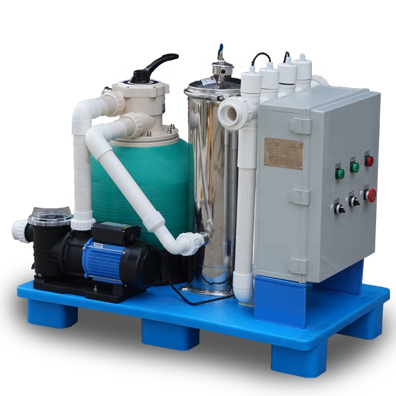 <strong>UV</strong> filter <strong>aquarium</strong> equipment with <strong>uv</strong> <strong>sterilizer</strong> and sand filter system