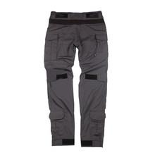 BACRAFT G3 многофункциональные тактические штаны для улицы, мужские армейские брюки-карбоновый серый + черный XS/S/M/L/XL/XXL(Китай)