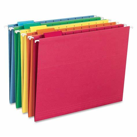 Wholesale hanging file folder hanging file organizer suspension file folder