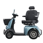 Mobility Scooter Electric Motorcycle CE 4 WHEEL Motorcycle Handicapped HANDICAPPED SCOOTER
