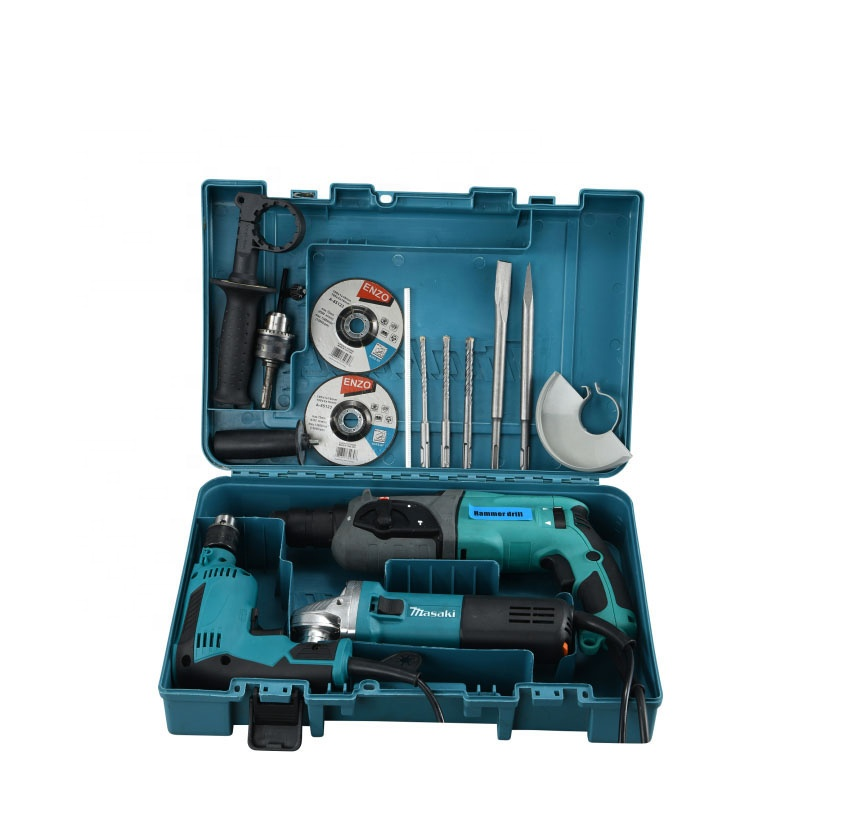 Good Performance Power <strong>Hand</strong> <strong>Tool</strong> <strong>Electric</strong> Impact Drill set