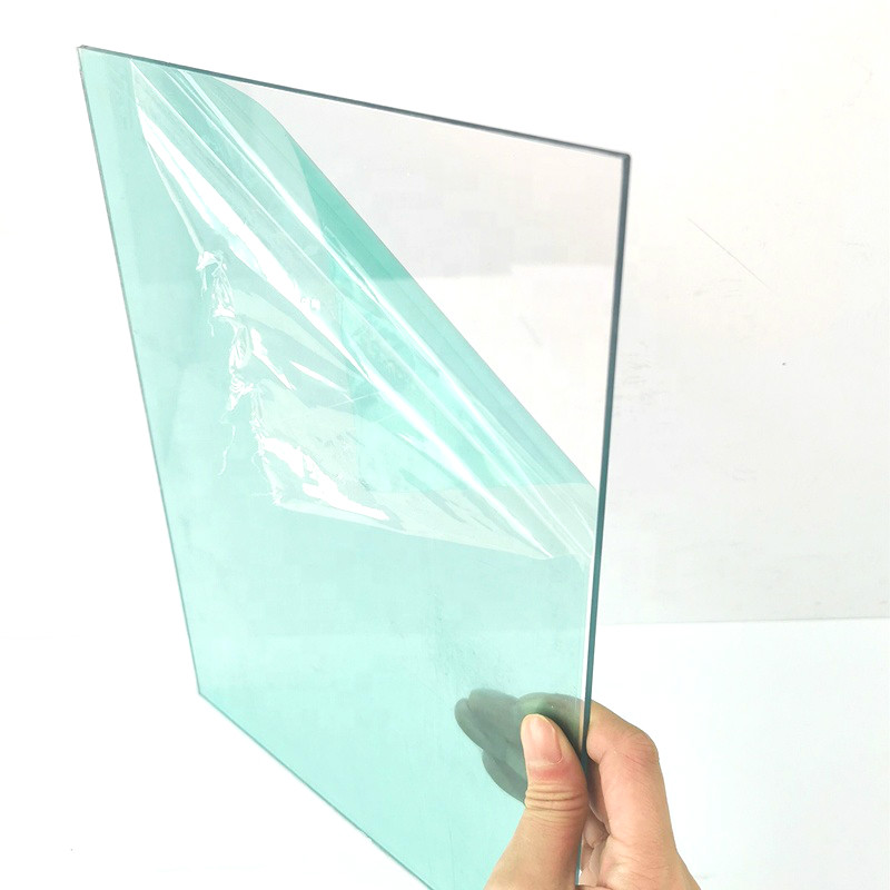 Hot selling transparente plastic <strong>0</strong>.5mm thin thick clear plastic uv petg sheet for proteccion cover